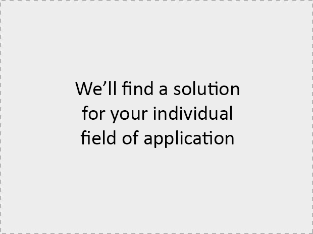 Your Individual Applications